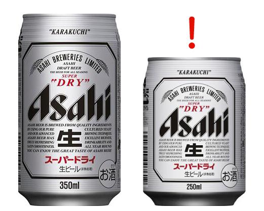 ミニ缶ビール