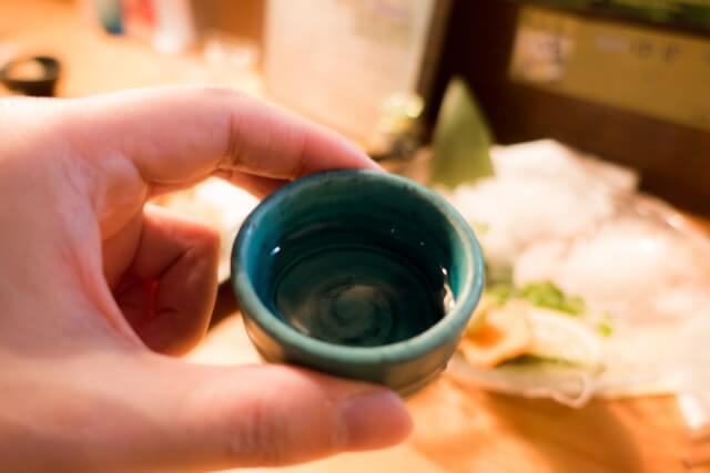 日本酒香り