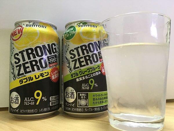 危ない ストロング ゼロ