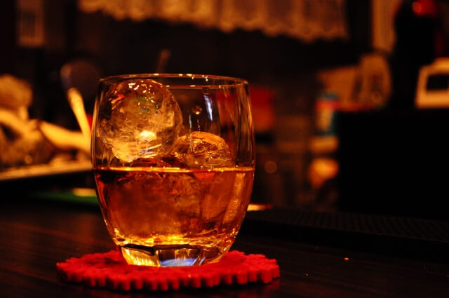 ウイスキーロック