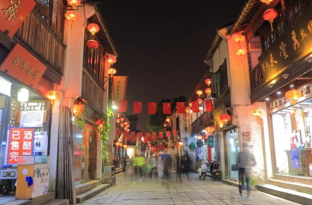 中国_風景