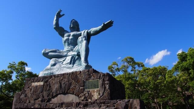 長崎_平和祈念像
